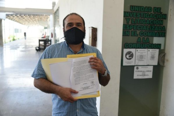 denuncian actos de corrupcion a Mauricio Vila