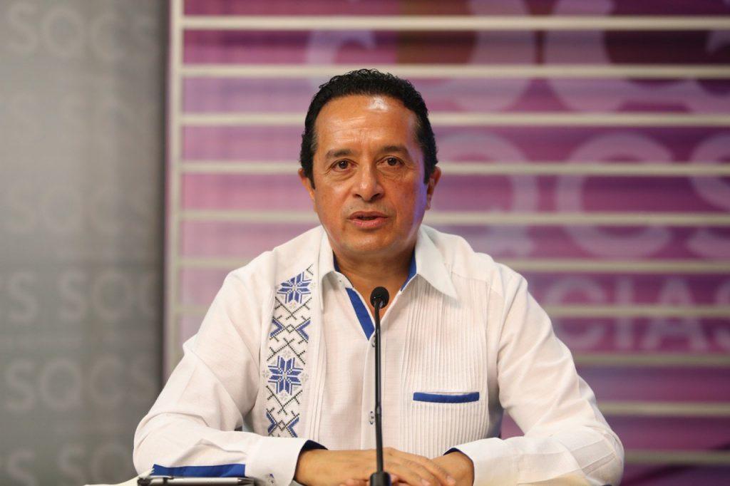 Carlos Joaquin Gobernador de Quintana Roo