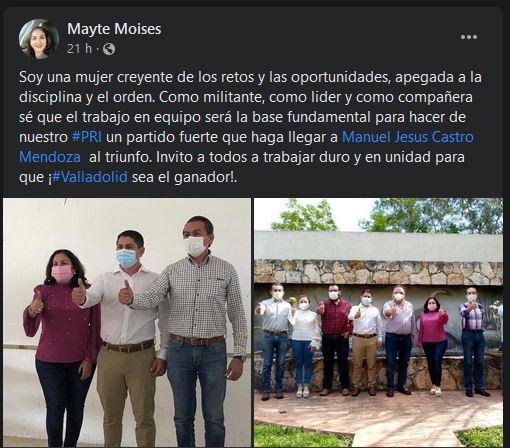 mayte moises
