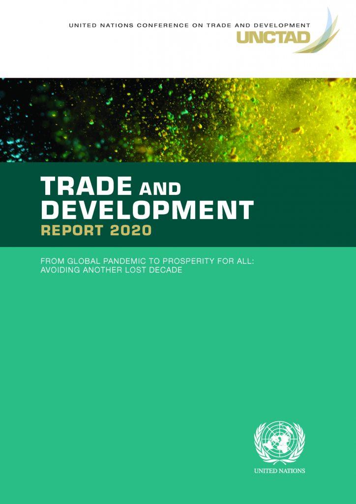 Reporte de comercio y desarrollo