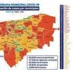 vacuna y contagios en yucatan