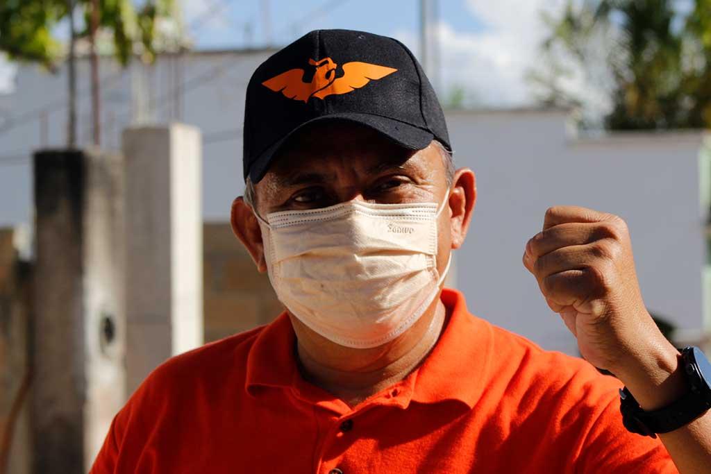 Maestro Juan Villanueva Legislar Yucatan