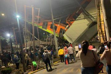 tragedia en la linea 12 del metro