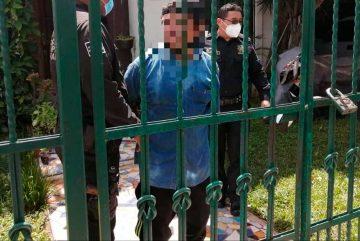 ladrón detenido en Valladolid Yucatán