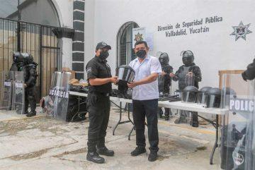 Seguridad Pública Valladolid Yuc