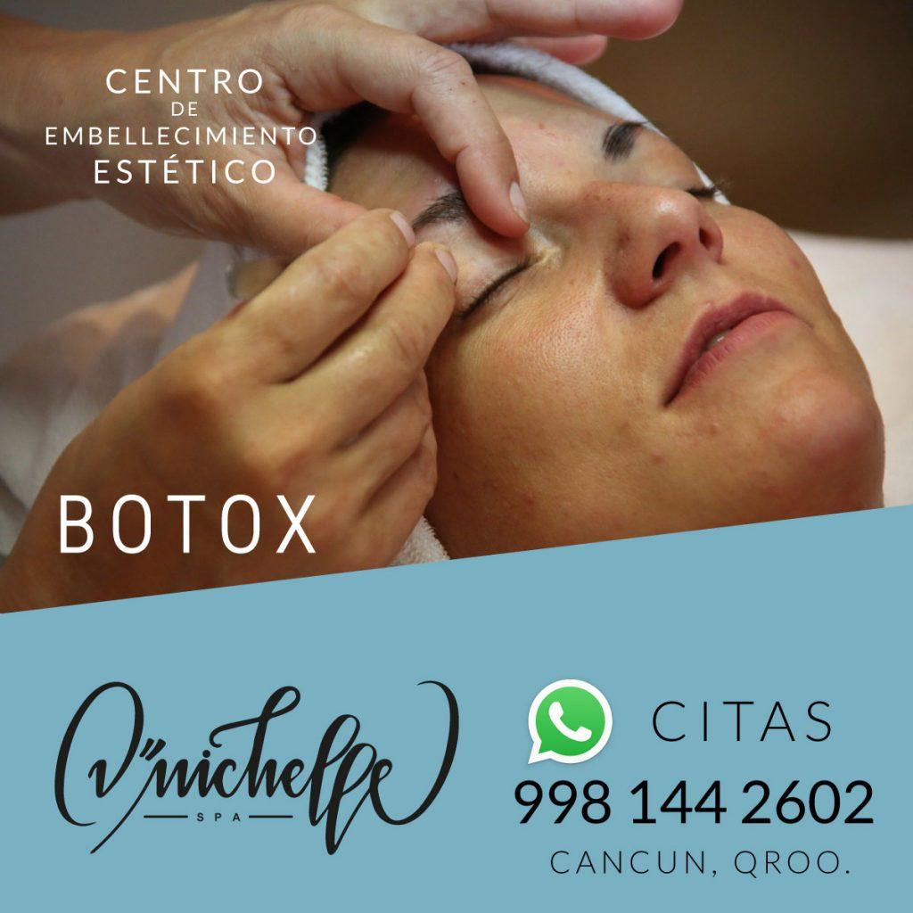 Botox DMichelle Spa
