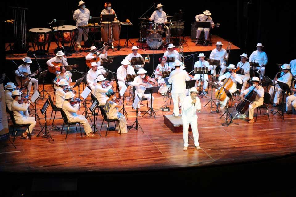 orquesta yukalpetén